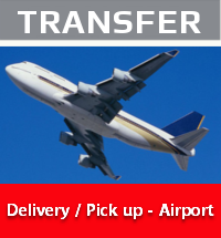 Transfer from Aiport of Rhodes to any location by bus(delivery/pick up) - Holiday Tours Rhodes